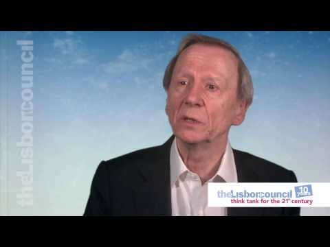 Anthony Giddens: 'Turbulent and Mighty Continent' book launch