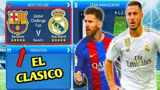 Barcelona vs real madrid (el clasico ...