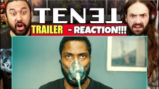 Tenet | Trailer - Reaction!!!  Christopher Nolan Film