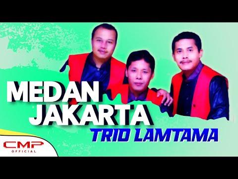 Trio Lamtama Vol. 3 - Medan-Jakarta - (Pop Batak)