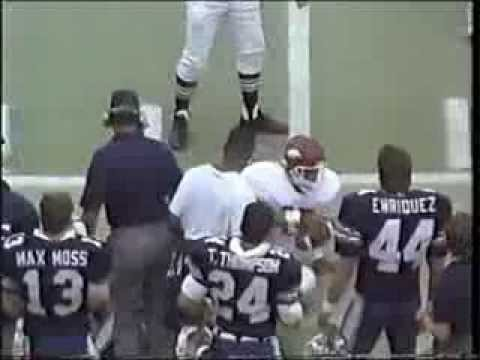 Arkansas vs. Rice 1989