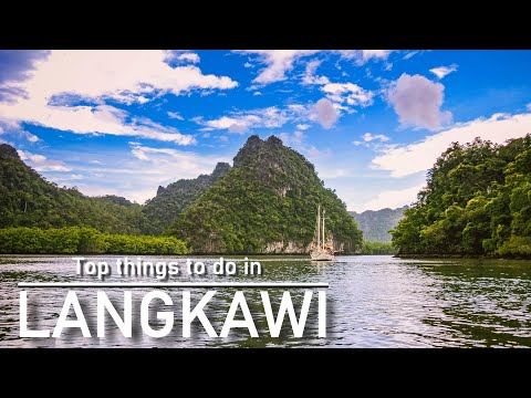 Top things to do in Langkawi