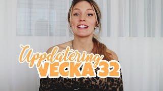 GRAVID VECKA 32 | Illamåendet är tillbaka!