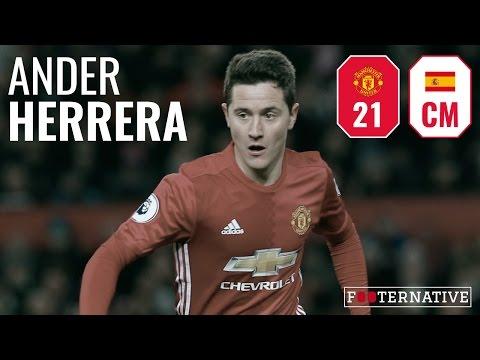 Ander Herrera l Manchester United 2016/17
