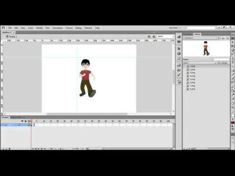 Tutorial Cara Membuat Animasi dengan Adobe Flash Pro CS6