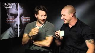 'Dark Knight Rises' Tom Hardy: 'Don't p*ss off Christian Bale'