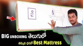 Flo Ergo Mattress | Best Mattress In India |100 Days Trail -10 Years Warranty