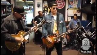 Jimmy Vivino and the Basic Cable Band with Slash wish VG a Happy Anniversary!