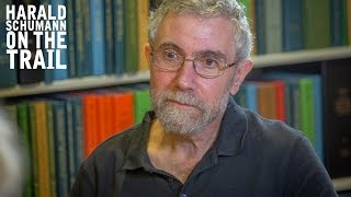 Talking to Paul Krugman (Harald Schumann on the trail - the complete interview)