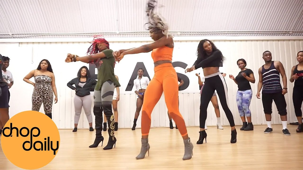 Afro Dance Video