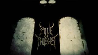 Pile of Priests- Redemptionem Per Cruciatu (Official Lyric Video)