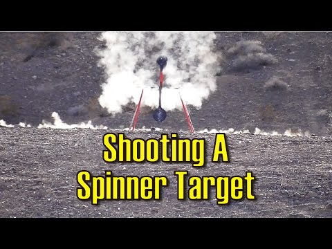 S3 - 03 - Shooting A Spinner Target - YouTube