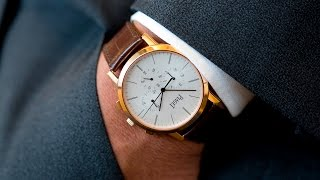 Up Close With The Ultra-Thin Piaget Altiplano Chronograph