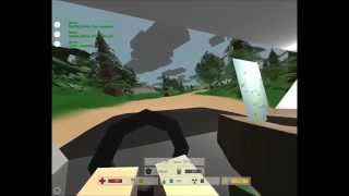 Lets play Unturned 12.díl Military Base