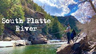 Открываем сезон Рыбалки 2020 и первая раз ловим на горной реке