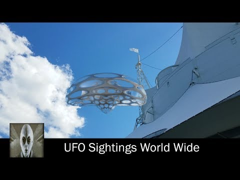 UFO Sightings From Around The World June 15th 2017