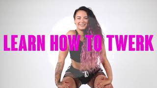 Tinze Twerk Tutorial series / Soon the wait is over!