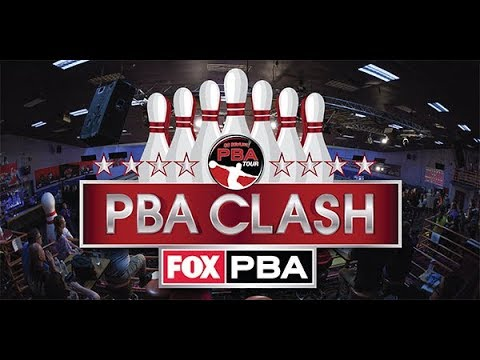 PBA Bowling PBA Clash 12 23 2018 (HD)