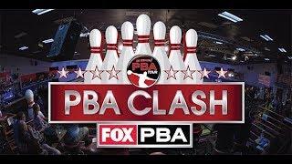 PBA Bowling PBA Clash 12 23 2018 (HD) Video