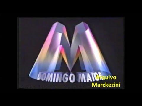 Intervalos - Domingo Maior/Parte 1 (Globo/1997)