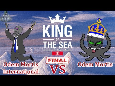 World of Warships - King of the Sea 3 - The Final Match (OM Vs OMNI)