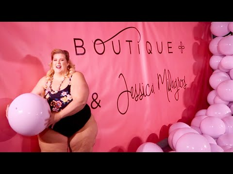 JCPenney Boutique Plus Swim: Bikinis + Swimsuits First Look