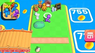 Farm Land 3D - All Levels Gameplay Android,ios #1 screenshot 5