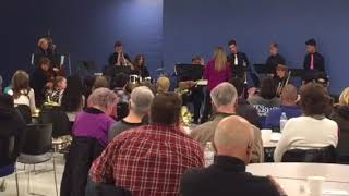 Blue Skies performered by Johnsburg High School Jazz Band