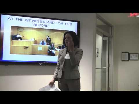 Working with Court Interpreters
