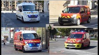 [Chambéry] Pompiers, SMUR 73, Ambulances (Services de Secours)