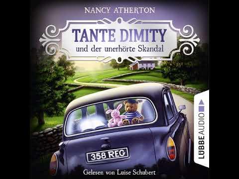 Tante Dimity und der unerhörte Skandal (Ein Wohlfühlkrimi mit Lori Shepherd 3) YouTube Hörbuch Trailer auf Deutsch
