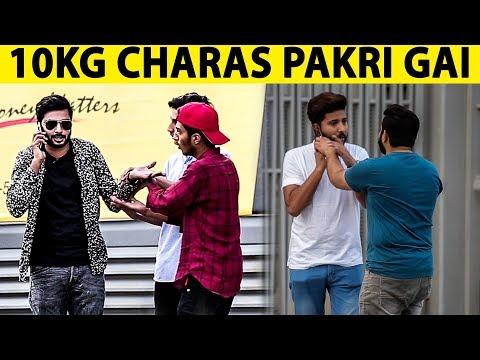Drug Dealing With Strangers Mobile Phone Prank – Emporium Mall – Lahori PrankStar