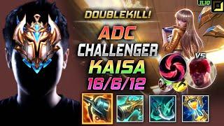Challenger Kai'Sa ADC vs Lee S…
