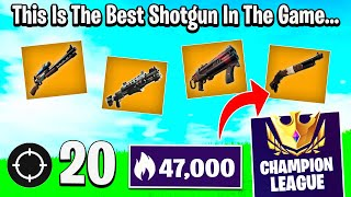 Which Shotgun Is BEST To Gain Arena Points (This Combo Is OVERPOWERED)