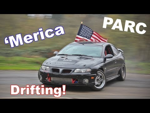Drifting in Oregon at PARC | November 2017