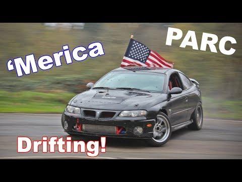 Drifting in Oregon at PARC | November 2017