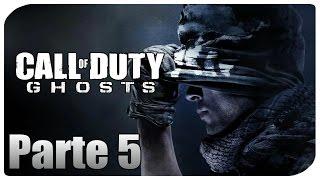 Call of Duty: Ghosts Gameplay Español Parte 5 - Pc 1080p 60fps - No Comentado