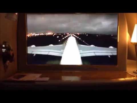 Emirates A380 Tail & Nose Camera Take Off & Landing