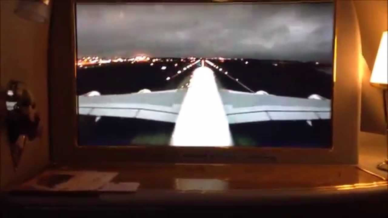 Emirates a380 tail nose camera take off landing youtube - Emirates camera ...