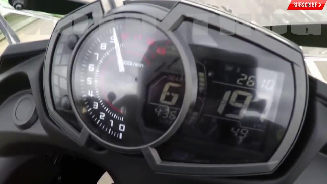 Kawasaki Ninja 400 Top Speed 0 200 Kmh Youtube