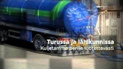 Maansiirto Kuljetusliike J & T Pajunen Oy Naantali