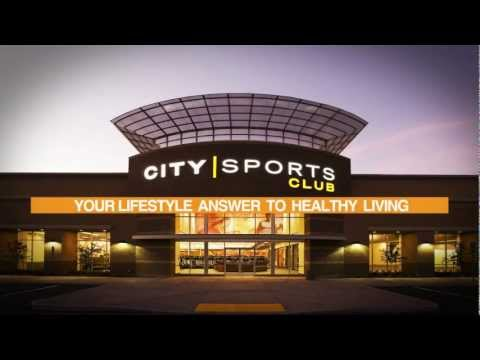 Welcome to City Sports Club!