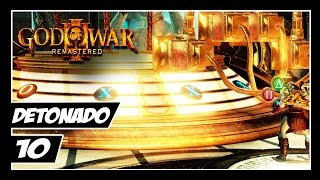 GOD OF WAR 3 REMASTERED - Detonado #10 - KRATOS NO GUITAR HERO?