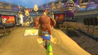 Wii U - Mario Kart 8 - (DS) Stade Wario Thumbnail
