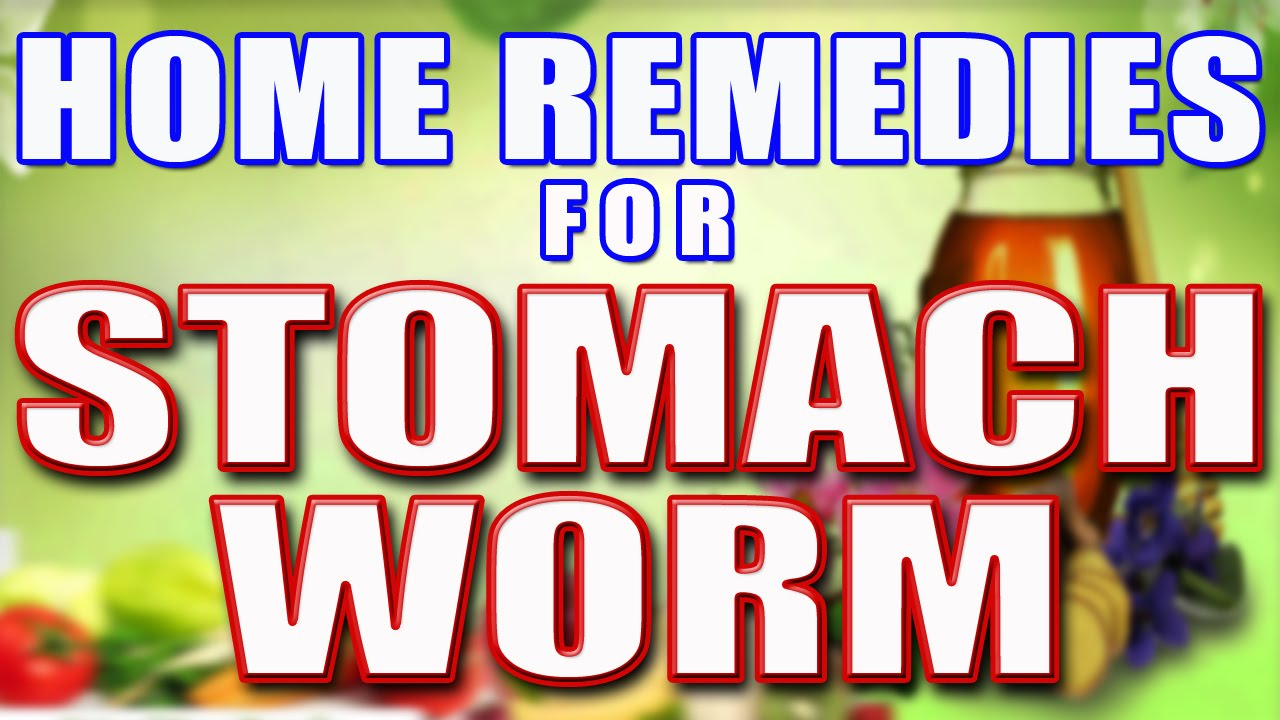 Cure for worms. What is better 16