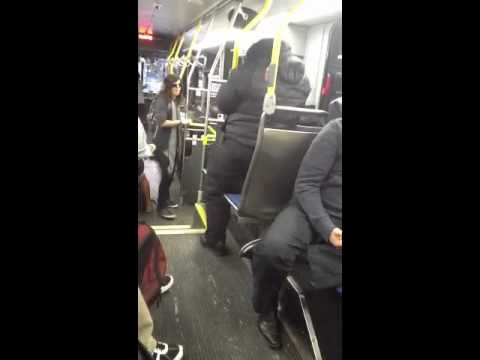 Peeing in the bus — 14