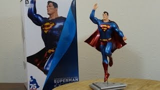 DC Collectibles Man of Steel: All-Star Superman Statue Review