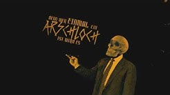 TOXPACK - Arschloch (Official Lyric Video) | Napalm Records
