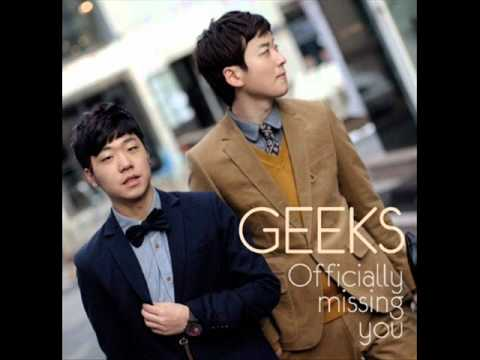 geeks - officially missing you (inst)
