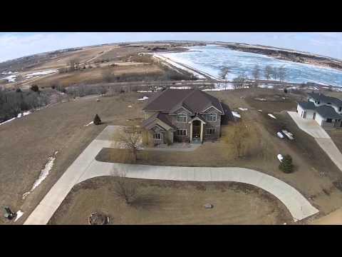 South Dakota flyover